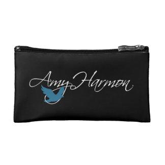Amy Harmon Cosmetic Bags