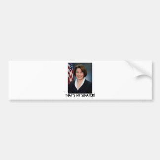 Amy Klobuchar, That's My Senator! Bumper Stickers