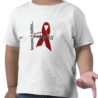 Amyloidosis Awareness 1 Tshirt