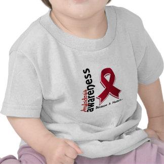 Amyloidosis Awareness 5 Tshirts