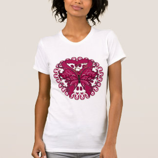 Amyloidosis Awareness Butterfly Tshirts