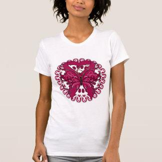 Amyloidosis Awareness Butterfly T-shirt