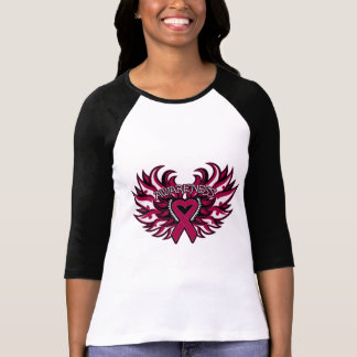 Amyloidosis Awareness Heart Wings Tshirts