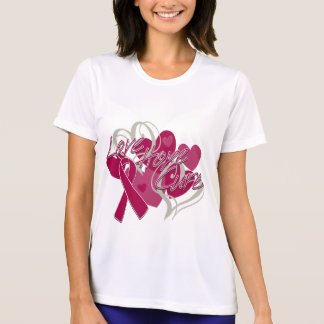 Amyloidosis Burgundy Love Hope Cure Tees