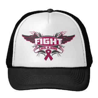 Amyloidosis Fight Like a Girl Wings.png Cap