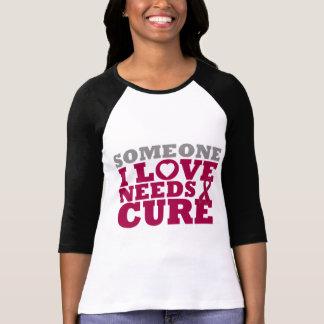 Amyloidosis Someone I Love Needs A Cure Tshirt