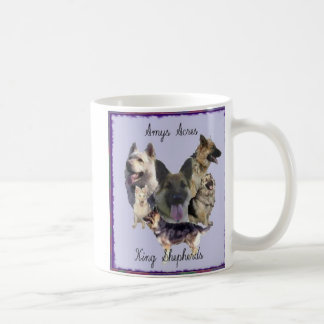 Amys Acres King Shepherds Basic White Mug