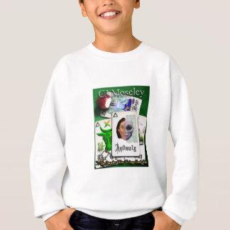 An0ma1y Book cover Sweatshirt