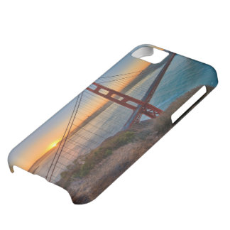 An absolutely stunning sunrise iPhone 5C case