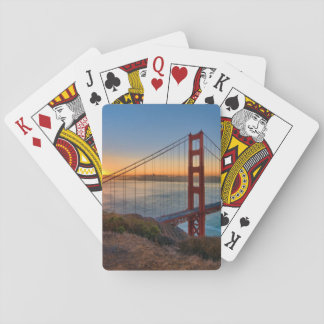 An absolutely stunning sunrise playing cards