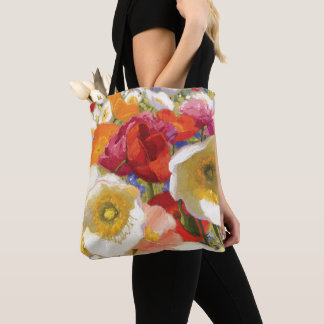 An Abundance of Flowers Tote Bag