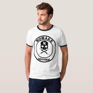 An Act of Defiance Ringer T-Shirt
