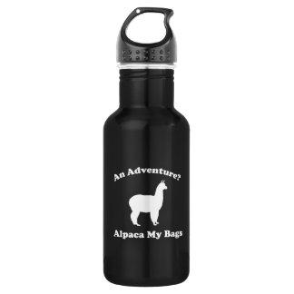 An Adventure? Alpaca My Bags 532 Ml Water Bottle