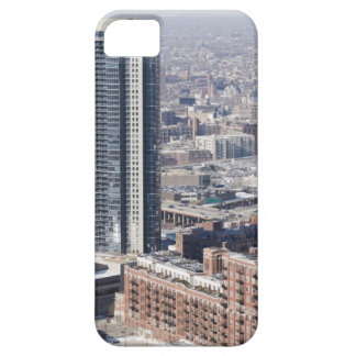 An aerial view of Chicago, looking northwest 2 Case For The iPhone 5