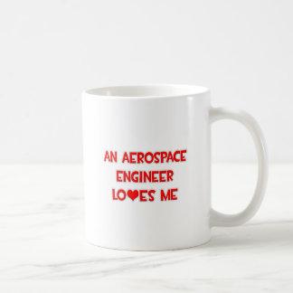 An Aerospace Engineer Loves Me Coffee Mugs