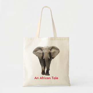 An African Tale Tote Bag