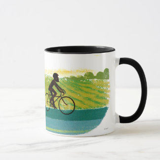 An Afternoon Ride Mug