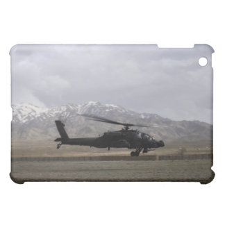 An AH-64A Apache taking off iPad Mini Covers