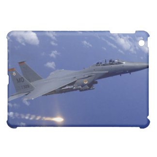 An Air Force F-15E Strike Eagle iPad Mini Cases
