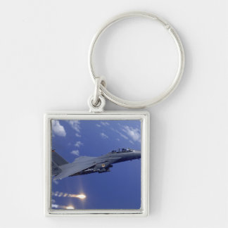 An Air Force F-15E Strike Eagle Key Ring