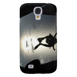 An Air Force pararescueman Galaxy S4 Case