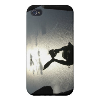 An Air Force pararescueman iPhone 4 Case