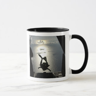 An Air Force pararescueman Mug