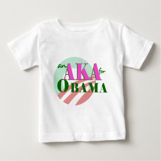 an aka for obama light shirt