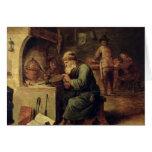 An Alchemist Card