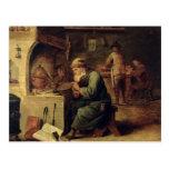An Alchemist Postcard