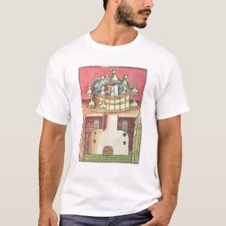 An alchemist's water-bath or bain-marie T-Shirt