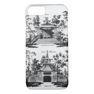 An Alcove and a Cool Retreat, from 'Chinese Archit iPhone 8/7 Case