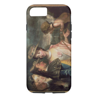 An Allegory of Courtship iPhone 8/7 Case