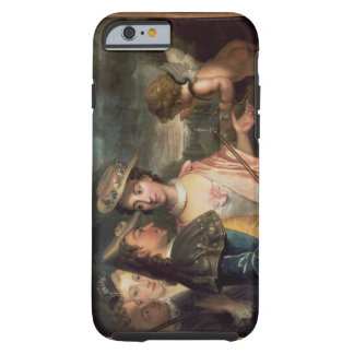 An Allegory of Courtship Tough iPhone 6 Case