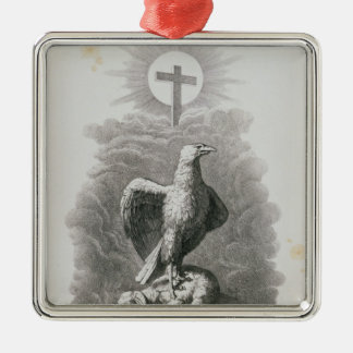An Allegory of Rome Christmas Ornament
