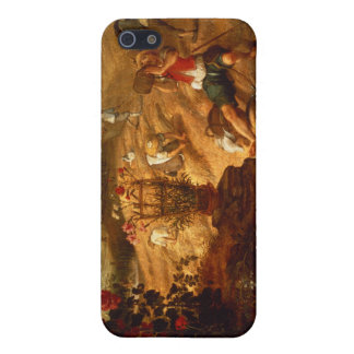 An allegory of Summer Case For The iPhone 5
