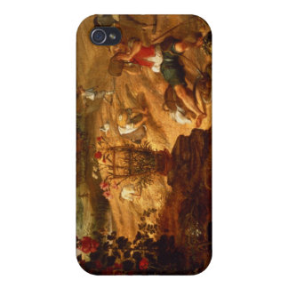 An allegory of Summer iPhone 4 Cover