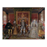 An Allegory of the Tudor Succession: The Family of