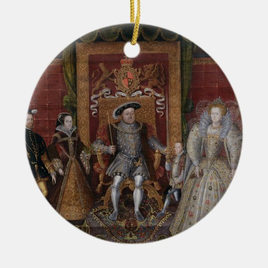 An Allegory of the Tudor Succession: The Family