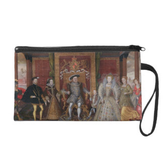 An Allegory of the Tudor Succession: The Family of Wristlets