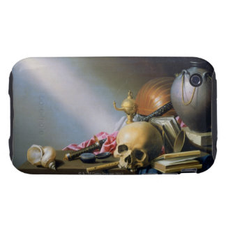 An Allegory of the Vanities of Human Life iPhone 3 Tough Case