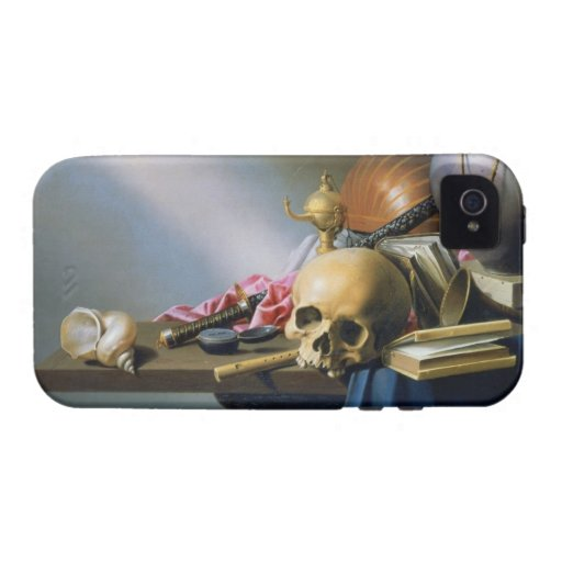 An Allegory of the Vanities of Human Life Case For The iPhone 4