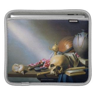 An Allegory of the Vanities of Human Life iPad Sleeve