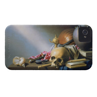 An Allegory of the Vanities of Human Life iPhone 4 Cases