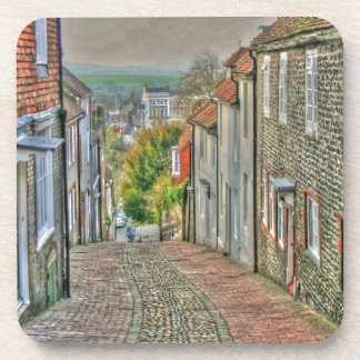 An Alley in Lewes Drink Coasters