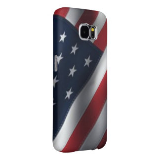 An American Flag USA Samsung Galaxy Samsung Galaxy S6 Cases