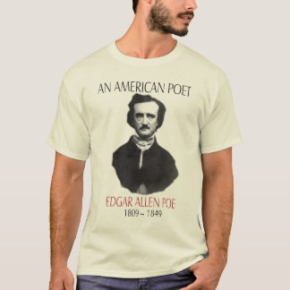 An American Poet T-Shirt