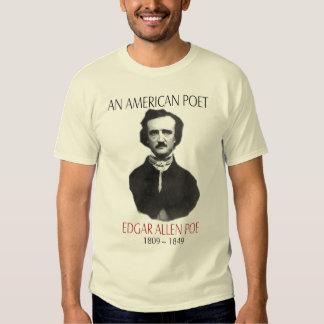 An American Poet Tee Shirts
