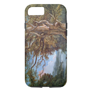 An Ancient Beech Tree, 1794 (oil on canvas) iPhone 8/7 Case