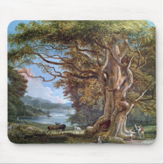 An Ancient Beech Tree, 1794 (oil on canvas) Mouse Mat